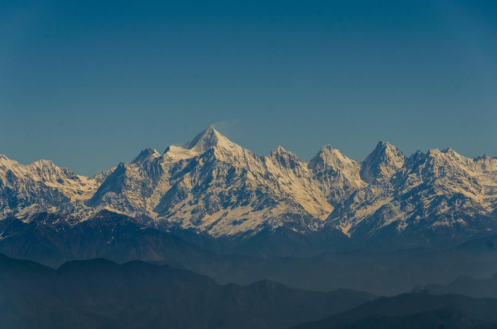 Misty Mountains (Photo by gkrishna63)