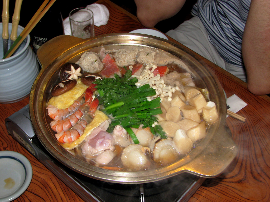 Chanko Nabe (Photo by ThisParticularGreg)