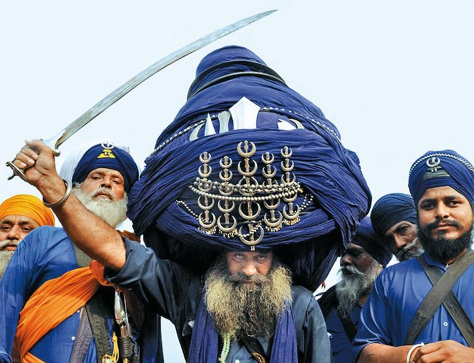 Sikh Priests