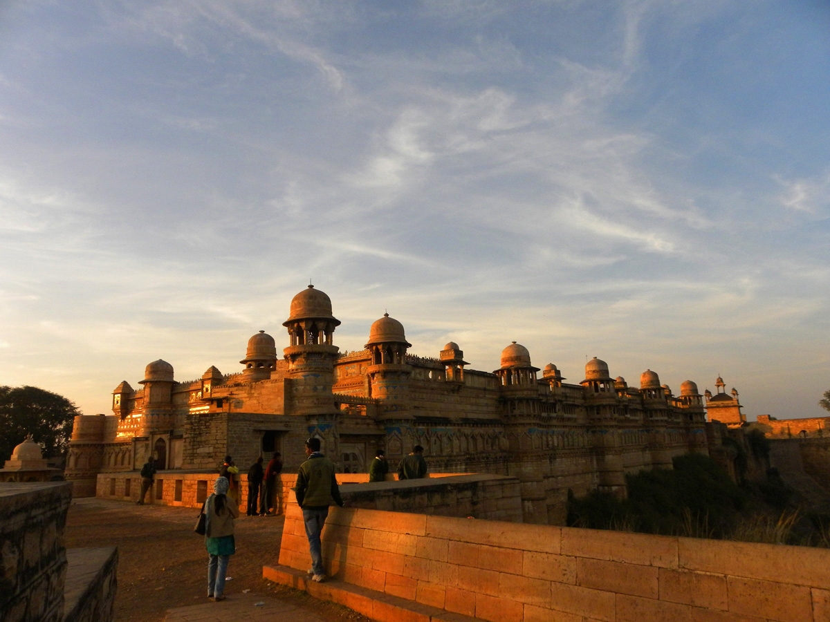 Gwalior Fort (by Sumit Roy)