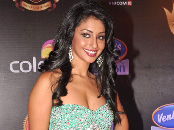 Mahek_chahal_super_fight_league_event