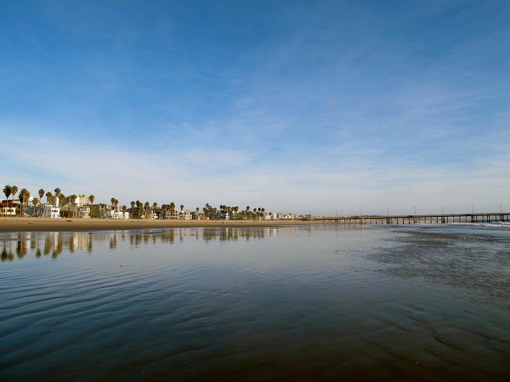 Venice Beach (Photo by Tony Hall)