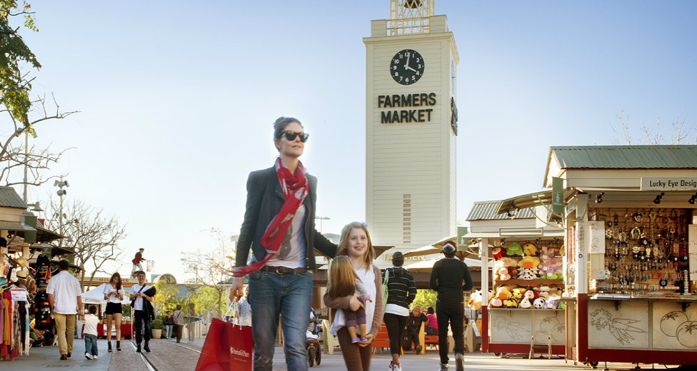 Original Farmer's Market (Photo from the official website)