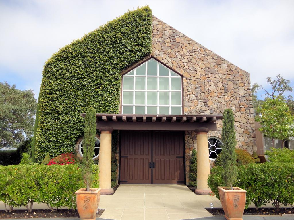 Signorello Estate Winery (Photo by Jim G)