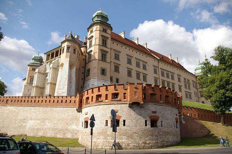 Wawel Castle ( Photo by Jakub Halum)