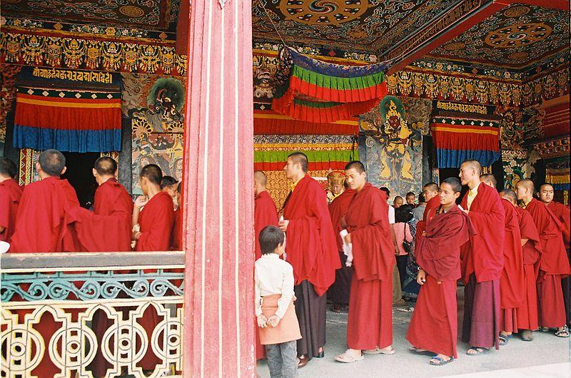 Buddhist Monastery (Photo by Amar)