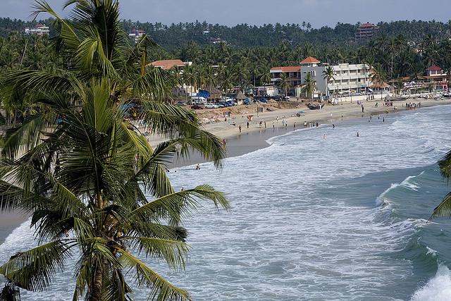Kovalam (Photo by Kerala Tourism)