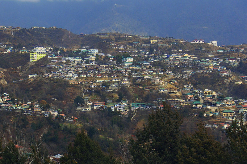 Tawang (Photo by Rajkumar1220)