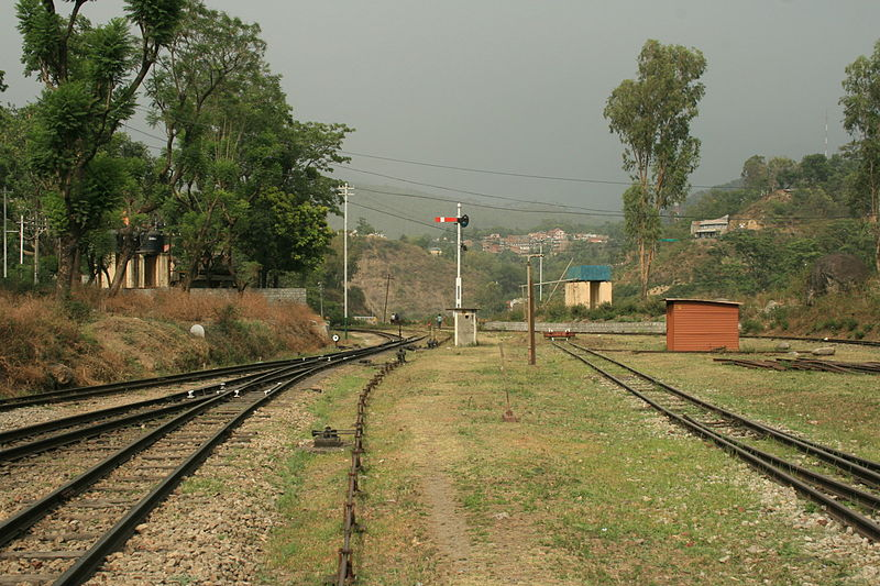 Kangra Valley Railway (Photo by GKarunakar)