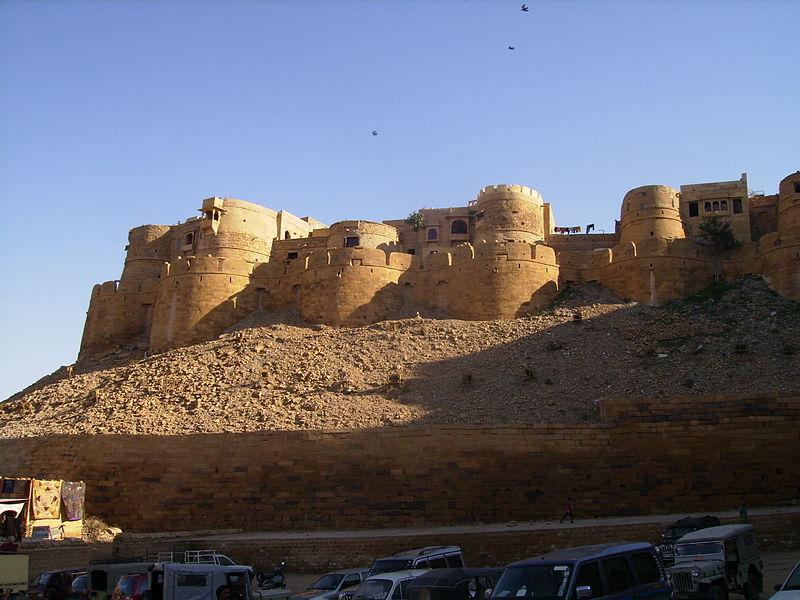 Jaisalmer (Photo by Suraj Gaekwad)
