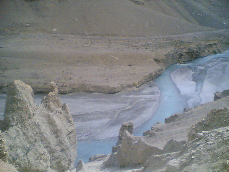 Indus River (Photo by Jiten Mehra)