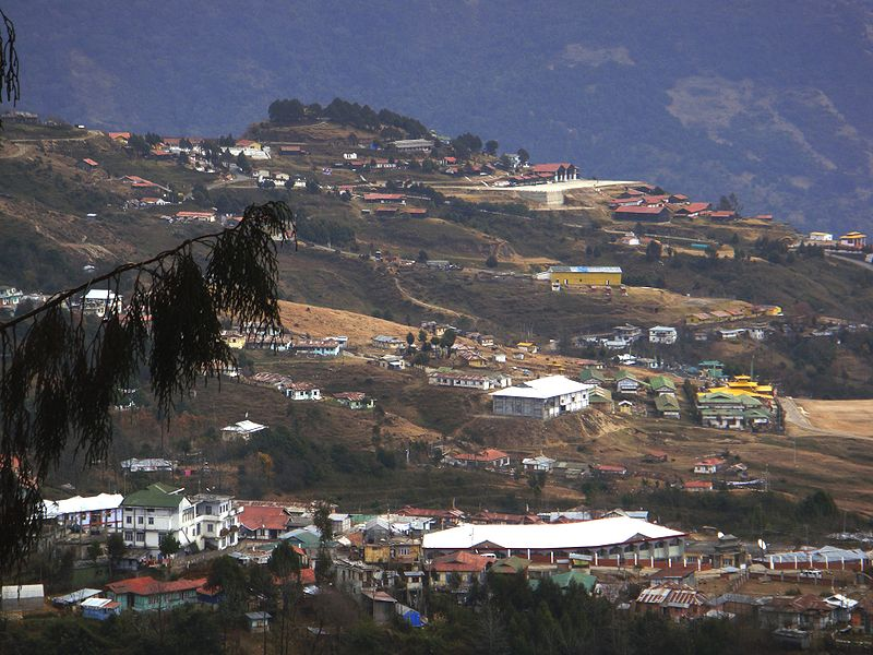 Tawang (Photo by Mukesh Jain)