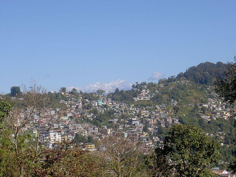 Nathu La (Photo by Anuj Kumar Pradhan)