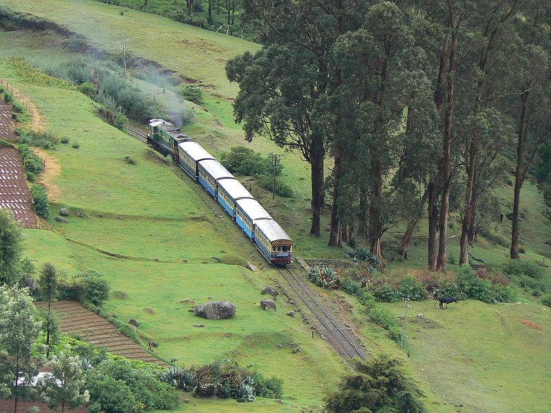 Nilgiri Mountain Railway (Photo by Prakhar)