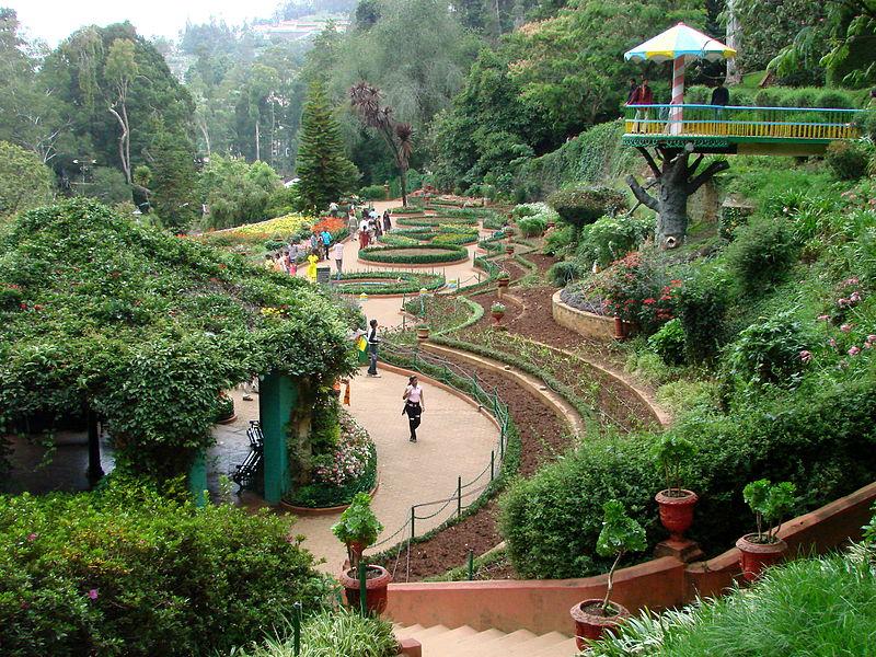 Botanical Gardens Ooty (Photo by Adam George)