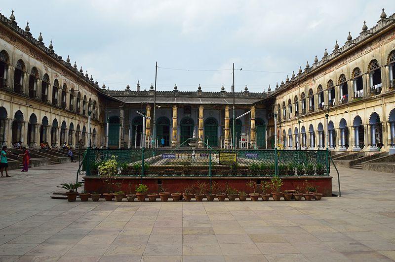 Courtyard Imambara (Photo by Biswarup Ganguly)