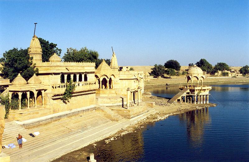 Jaisalmer (Photo by Nataraja)