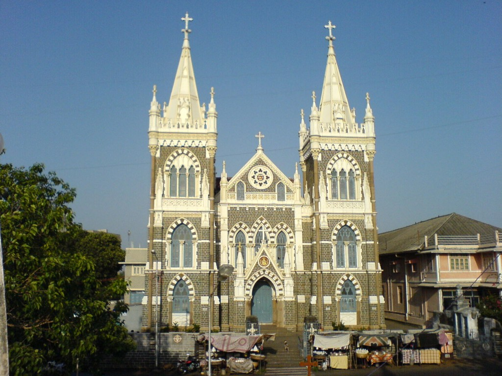 Mount Mary Church (Photo by Rakesh Krishna)