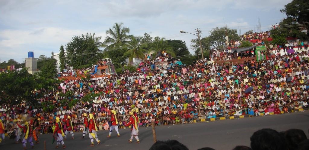 Mysore Dasara (Photo by Ranveig)