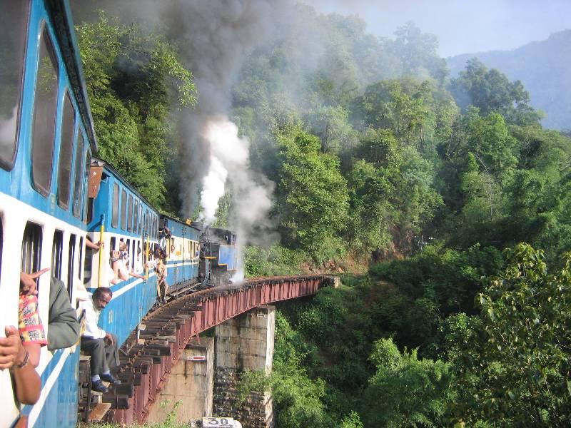 Nilgiri Mountain Railway | ixigo Travel Stories
