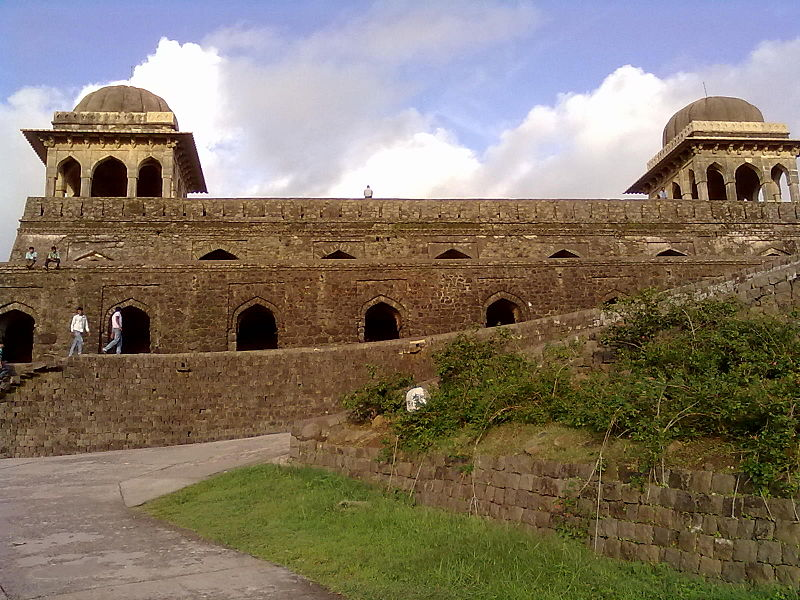 Rani Roopmati Mahal, Mandu (Photo by Rat Raghuwanshi)