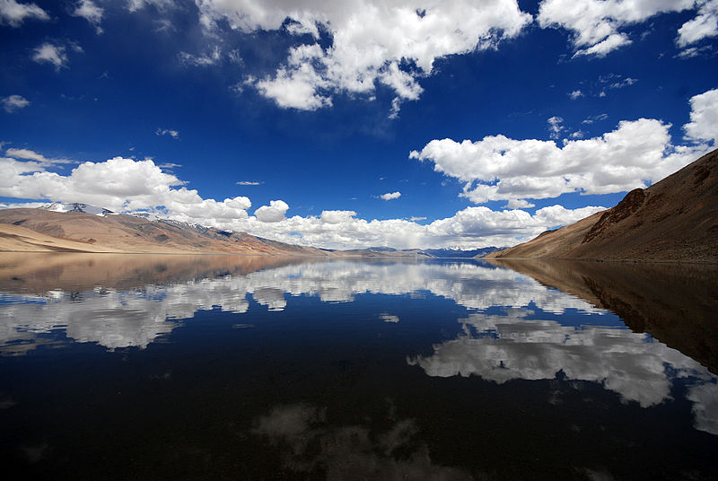 Tso Kiagar Lake (Photo by Prabhuk)