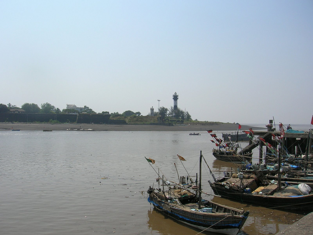 Daman Port (Photo by Ashok Prabhakaran)