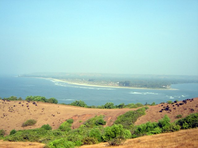 Morjim Beach (Photo by Os Rupias)