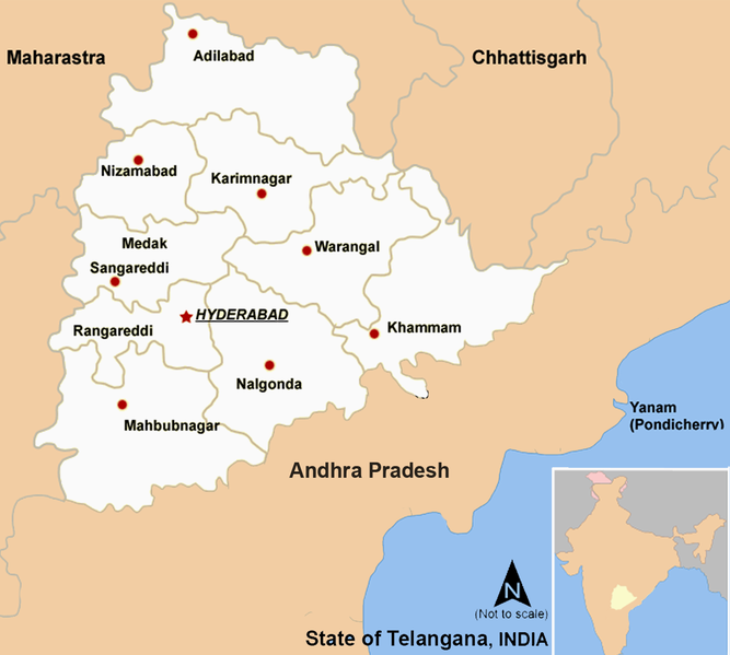 India's 29th – Interesting Facts About Telangana
