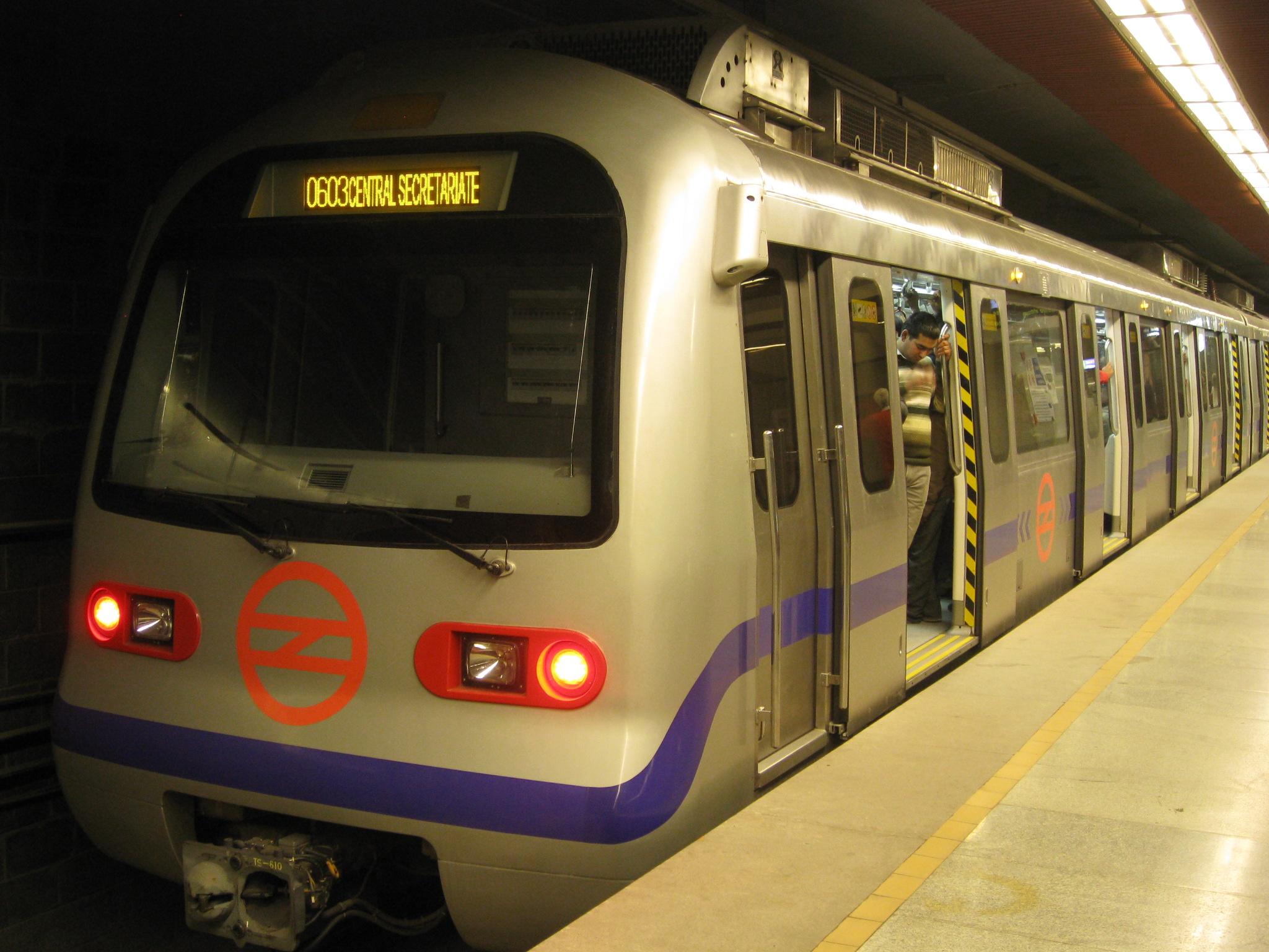 DelhiMetroPurpleLine