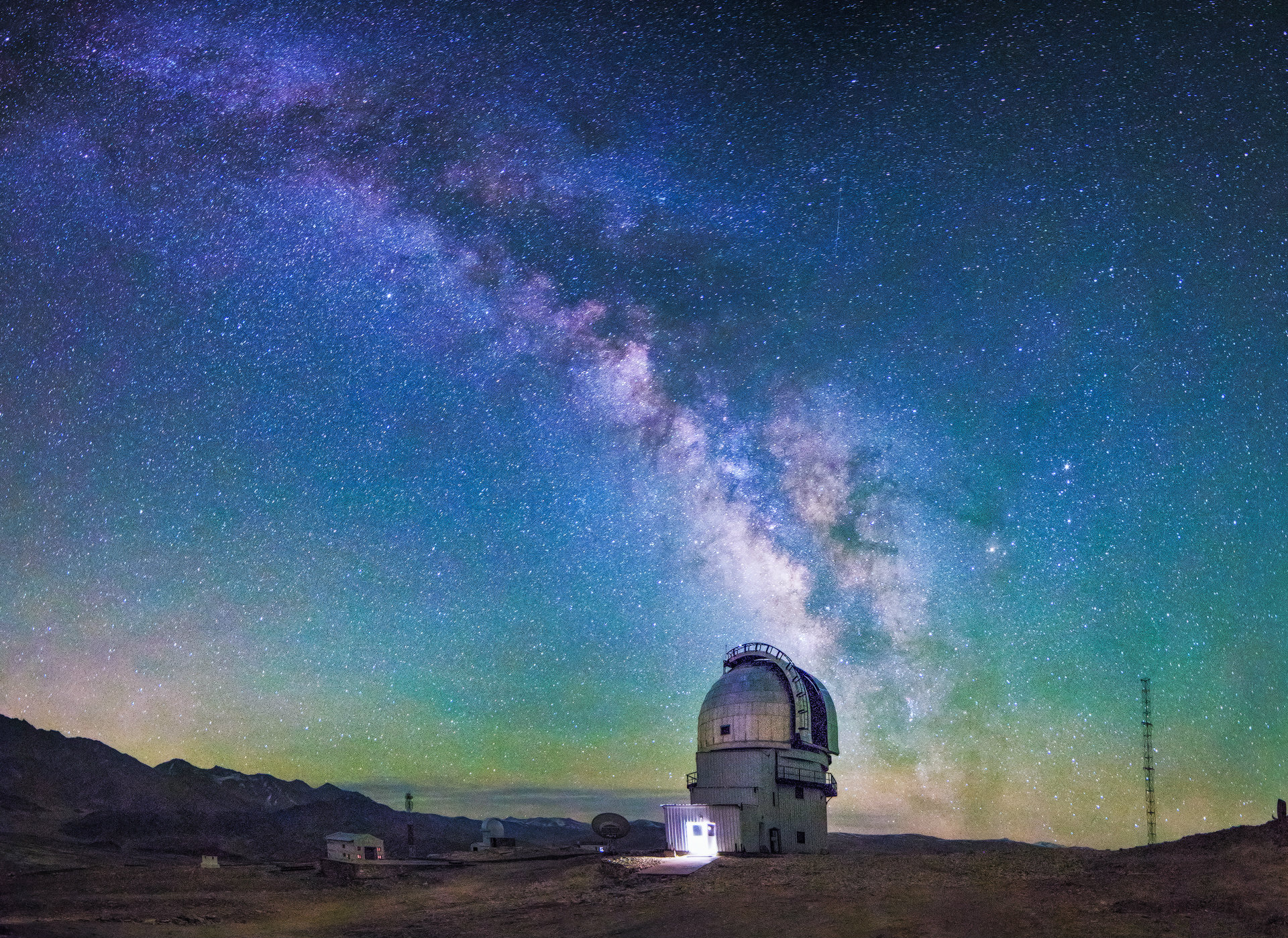 Himalayan Chandra Telescope (by sorcerer81)