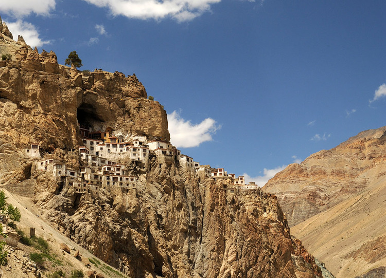 Phuktal Monastery (from the official website)