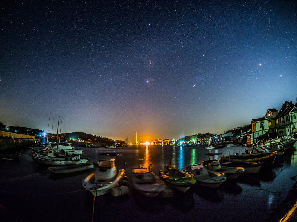 Ushimado Sea Harbour (By Takuma Kimura, Flickr)