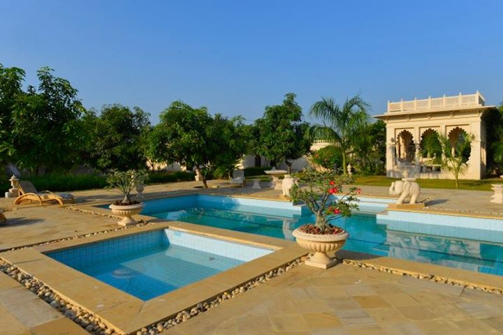 Champaner Heritage Resort (Photo from the official Facebook page)