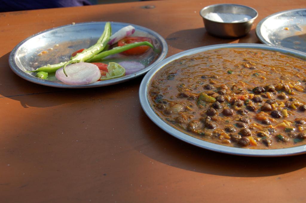 Lentils Curry (by Scott Dexter)