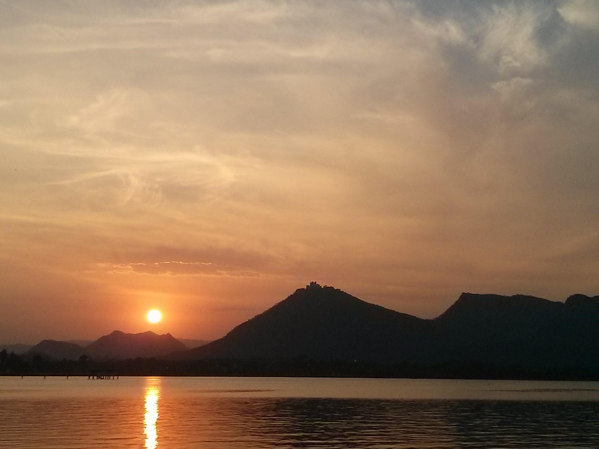 Lake_Fatehsagar