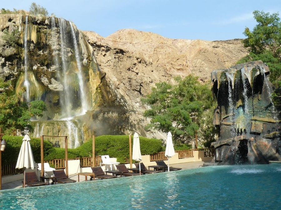 Six Senses Spa from the official Facebook page of Ma'In Hot Springs