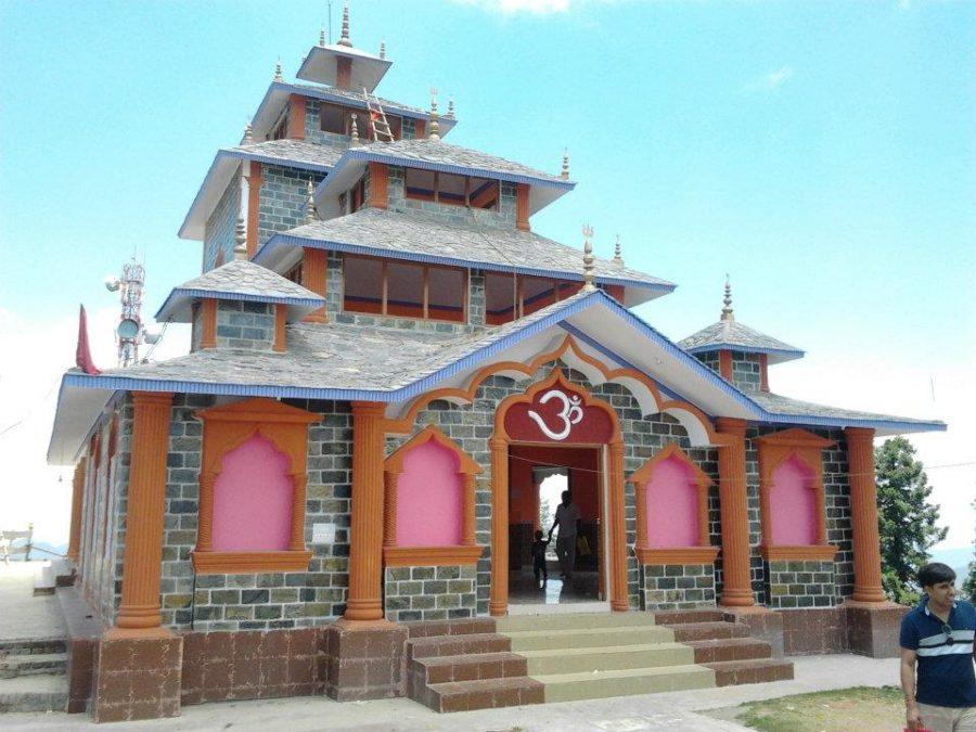 Surkanda Devi Temple - by Jitendrachamoli