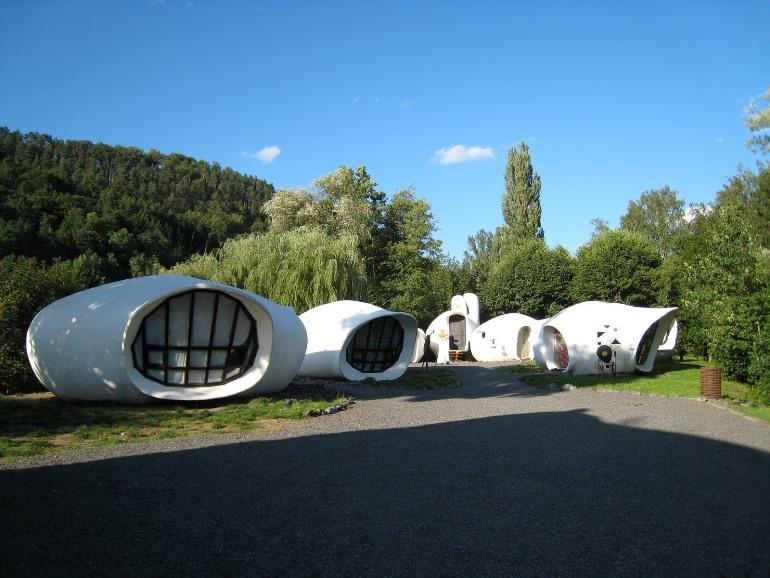 Museumotel, France 2