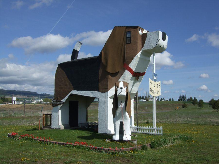 The Dog Bark Park Inn, Idaho, USA 2