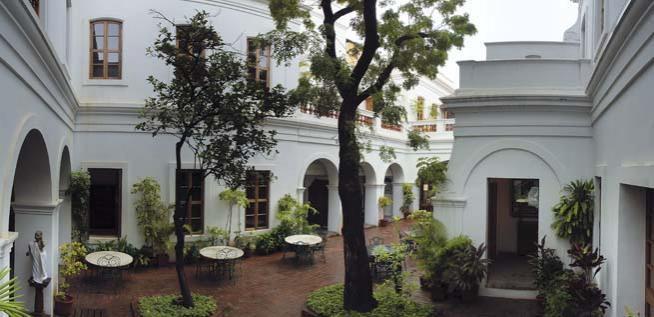Hotel de L'orient, Pondicherry
