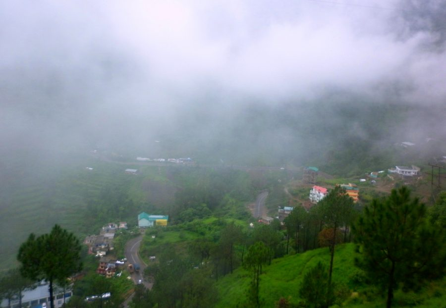 Solan_city_during_monsoons