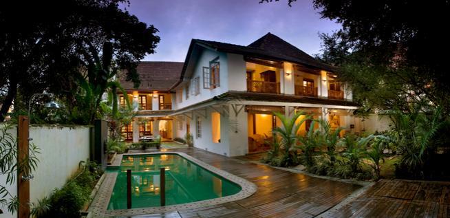 le colonial, Kochi