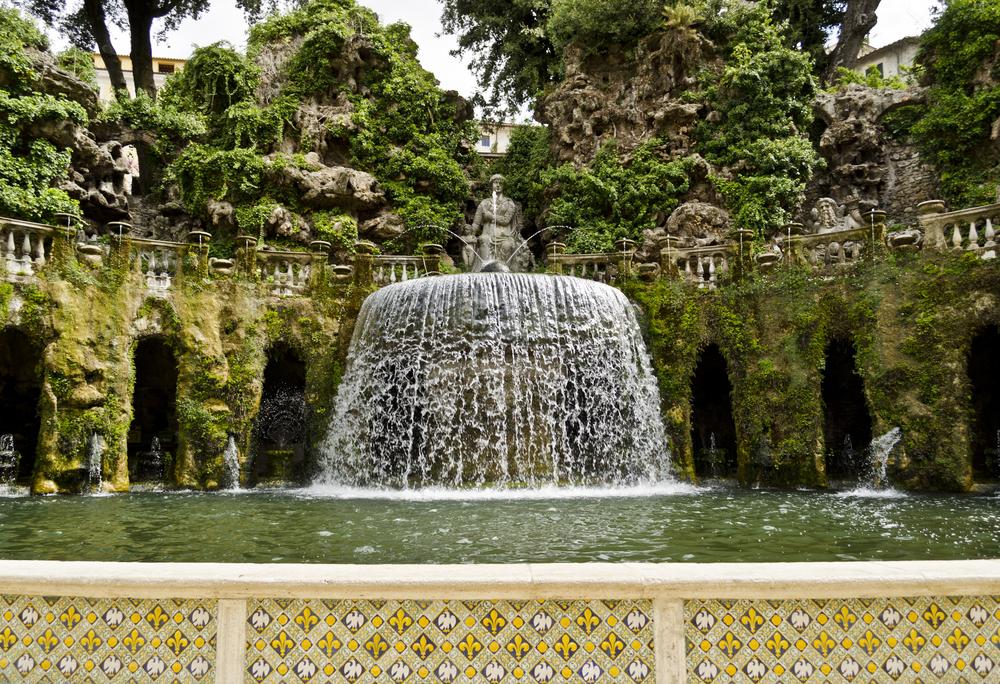 rome renaissance gardens