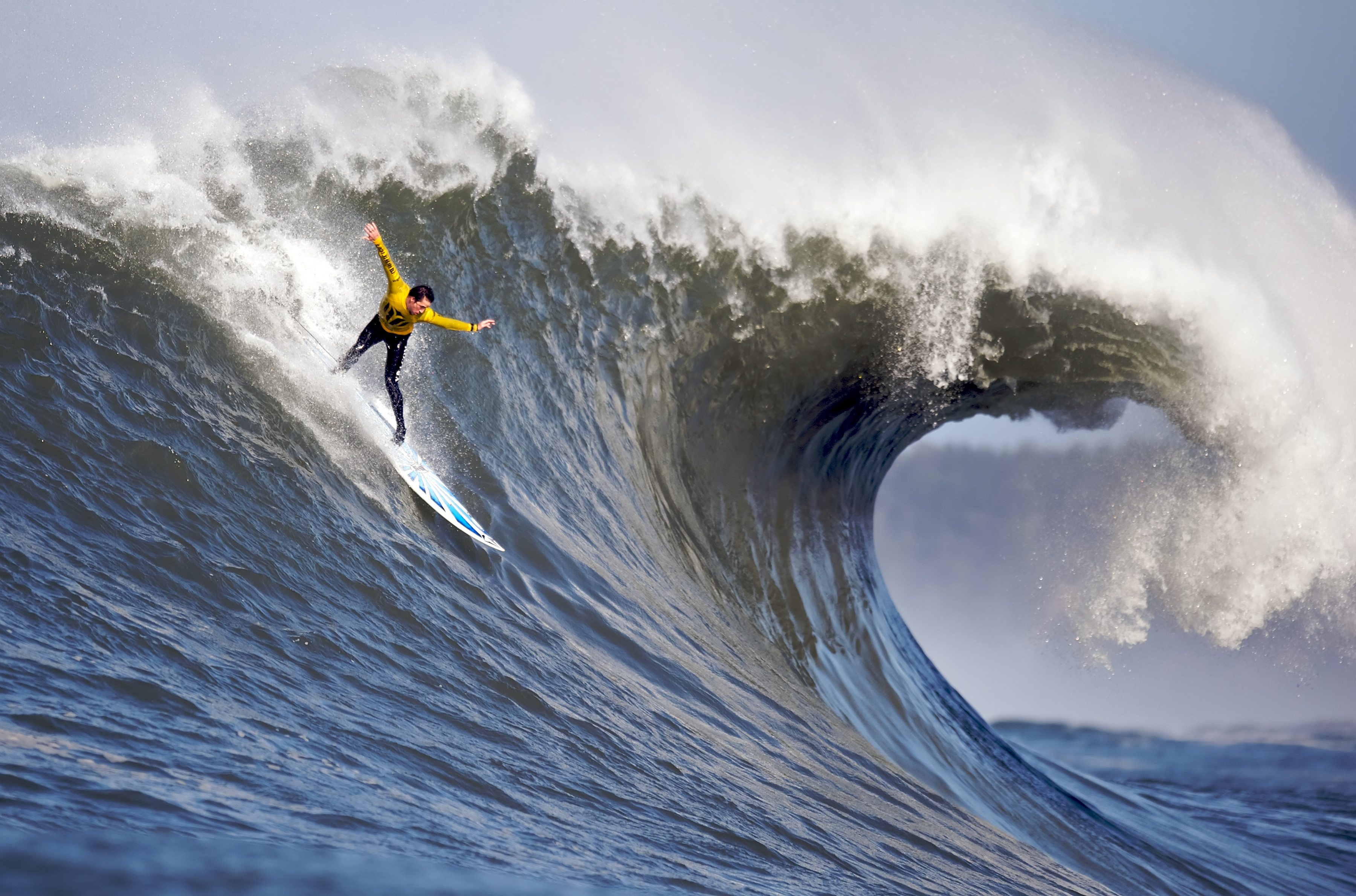 3 Tow in Surfing