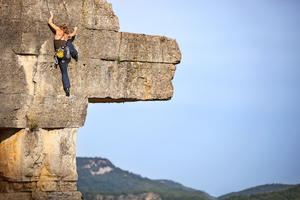 4 Free Soloing