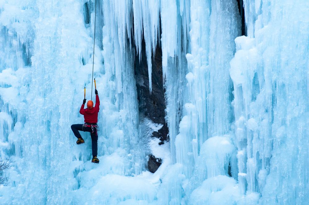6 Ice Climbing