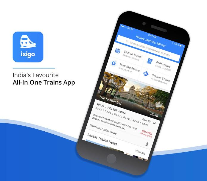 ixigo Train App Now Available on iPhone | ixigo Travel Stories