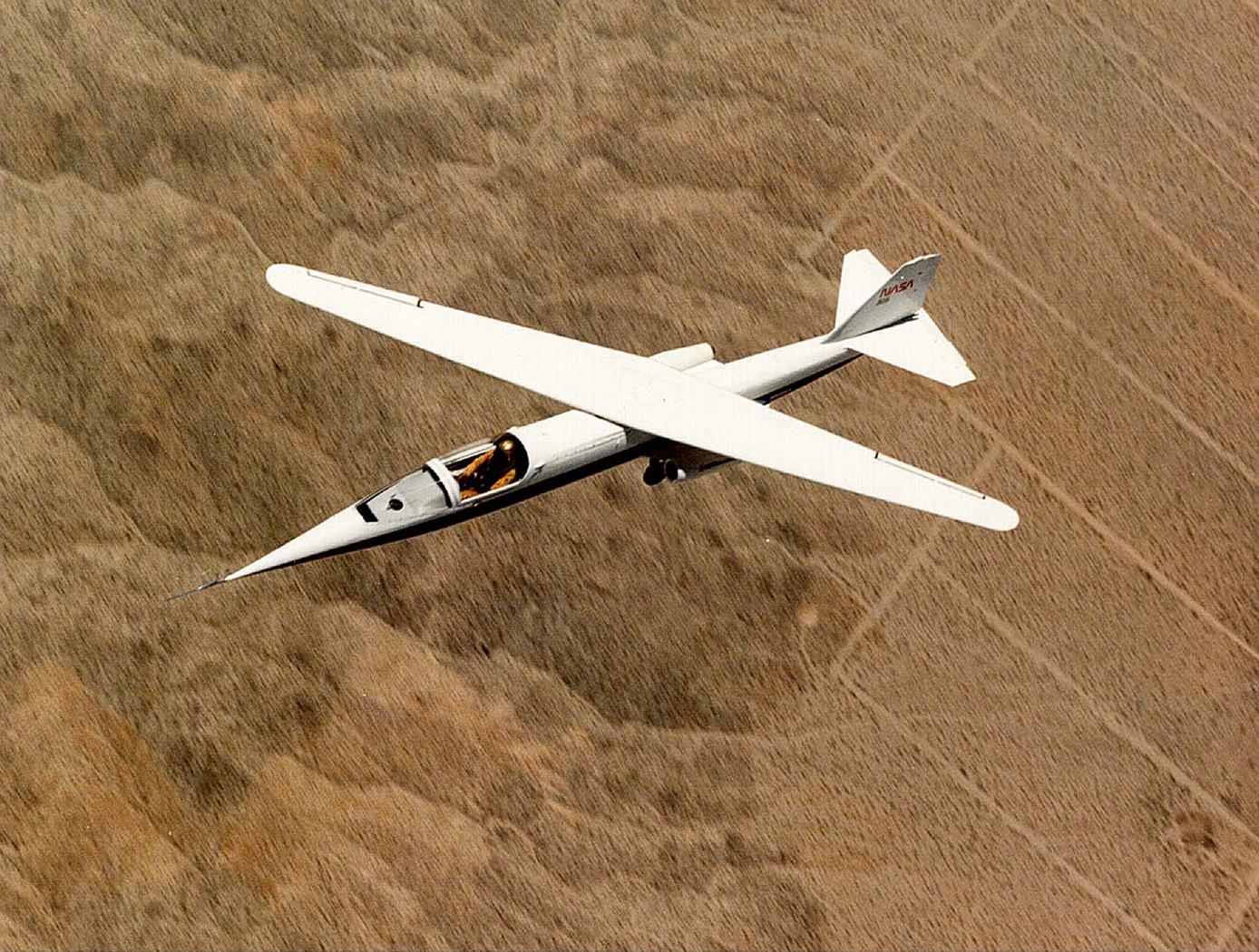 AD-1 NASA wikimedia commons