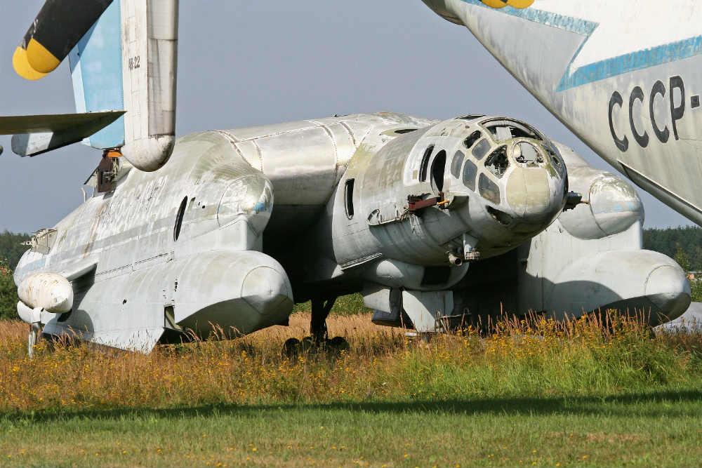 Bartini-Beriev VVA-14 flickr Alan Wilson USE NEW